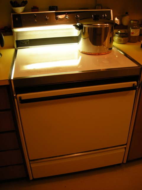 Corning Stove January 1975 - present
